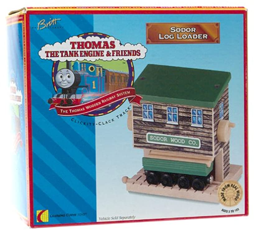 Thomas and Friends Buildings and Destinations: Sodor Log Loader