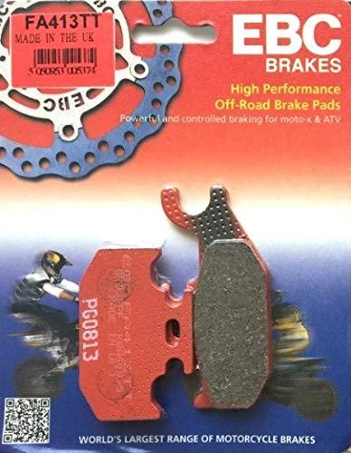 EBC FA413TT - Pastillas de Freno compatibles con Suz-uki LT-A 400 450 500 550 700 750 LT-F 400 450
