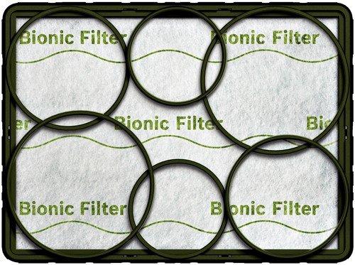 Bosch BBZ11BF Bionic Filter