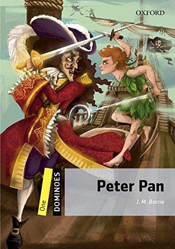 Dominoes 1. Peter Pan Pack - 9780194245531