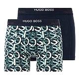 HUGO BOSS(ヒューゴボス) ボクサーパンツ 2枚セット パック メンズ 男性用下着 50442651 467 M [並行輸入品]