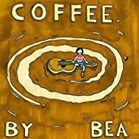 ビーバドゥービーコーヒーシングル 音楽アルバムポスターキャンバス絵画アートポスタープリント家の壁のリビングルームの装飾-50x75インチフレームなし