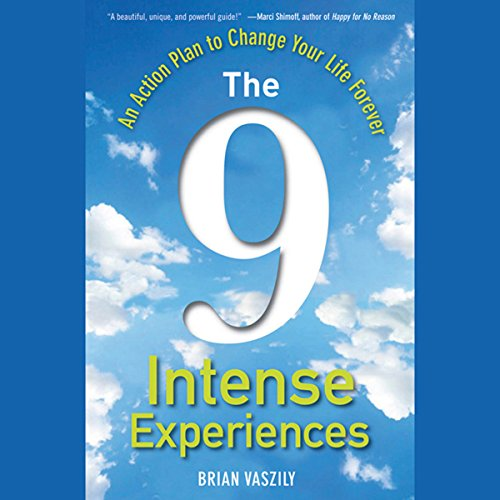 The 9 Intense Experiences audiobook cover art