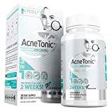 Best Acne Pills - Acne Treatment Supplement Skin Tonic Powerful Antioxidant Review