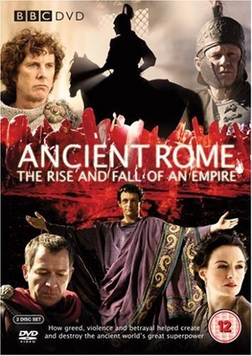 Ancient Rome The Rise and Fall of An Empire [2 DVDs] [UK Import]