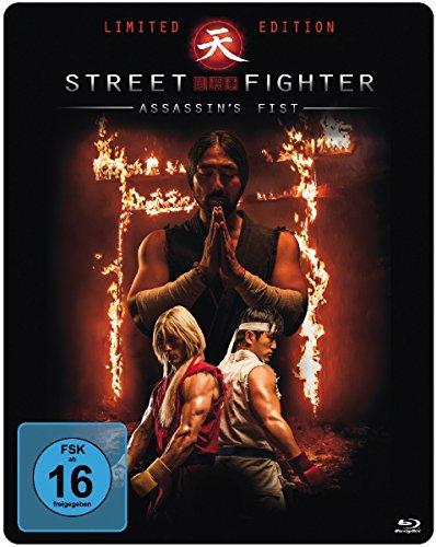Produktbild von Street Fighter - Assassin's Fist - Steelbook [Blu-ray] [Limited Edition]