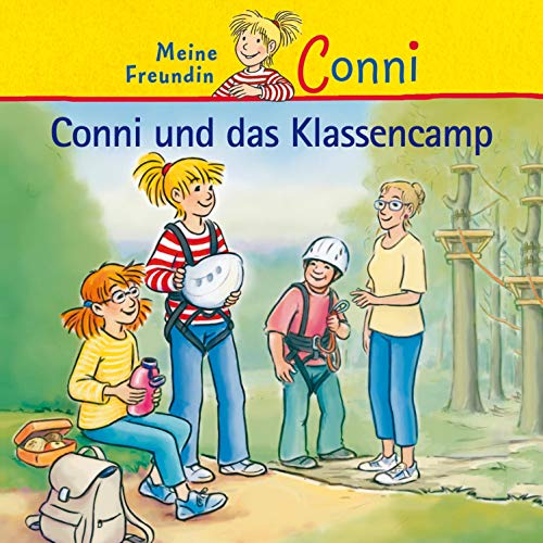 Conni und das Klassencamp Titelbild