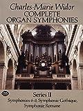 complete organ symphonies series ii