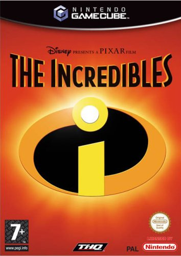 INCREDIBLES, THE (GAMECUBE) [GameCube]