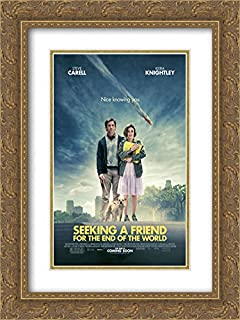 Seeking A Friend For The End Of The World Movie Poster 24in x36in