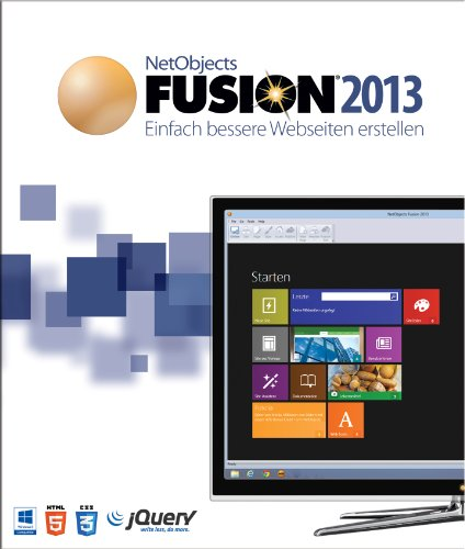 NetObjects Fusion 13 - Upgrade [Download]