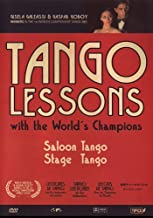 Gisela Galeassi/Gaspar Godoy: Tango Lessons with the World's Champions