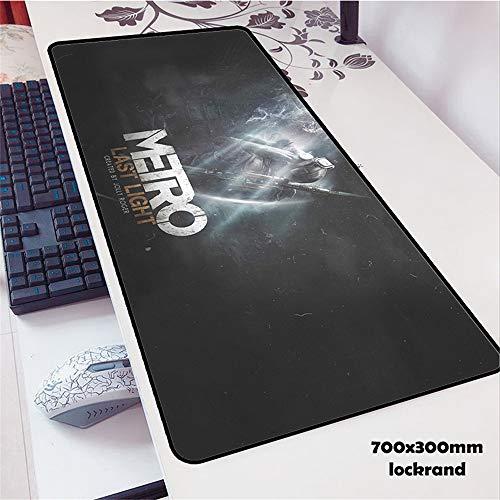 Preisvergleich Produktbild Musik Mauspad Gummi Spieler Persönlichkeit Neue Laptop Tastatur große Tischset 4 900x300x2
