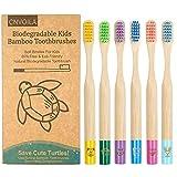 Cepillo de dientes de bambú, cepillos de dientes ecológicos...