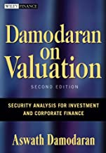 Damodaran on Valuation: Security Analysis for Investment and Corporate Finance