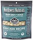 Northwest Naturals Freeze Dried Raw Diet for Dogs Freeze Dried Nuggets Dog Food – Grain-Free,...