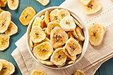 BANANEN BIO | Palmyra Delights 100% natürlich & gesund, Premium Qualität (Bananenchips ungesüßt bio)