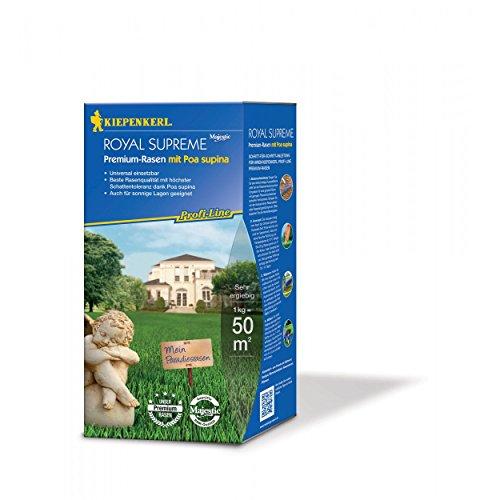 Kiepenkerl Rasen Royal Surpreme Universal- 1kg P.L. - 660205
