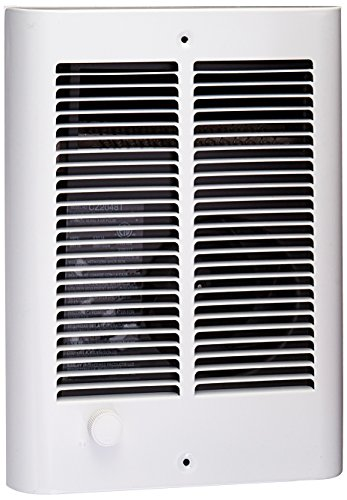 QMark CZ2048T Electric Wall Heater, Small, Northern White