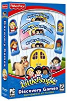 Fisher Price: Little People Discovery Games 3 Disk Compilation (輸入版)