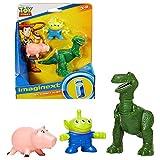 Alien, Rex & Hamm Toy Story Imaginext Figures 2.5'
