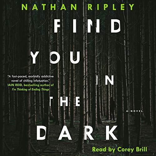 Page de couverture de Find You in the Dark