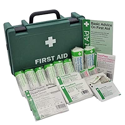 HSE Standard 10 Person Workplace First Aid Kit from Safety First Aid