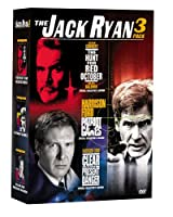 The Jack Ryan 3 Pack (The Hunt for Red October / Patriot Games / Clear and Present Danger)