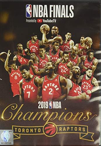 2019 Nba Champions: Toronto Raptors [Edizione: Stati Uniti] [Italia] [DVD]