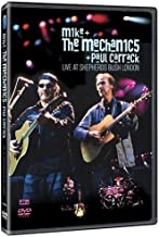 Mike & The Mechanics and Paul Carrack - Live at Shepherds Bush London