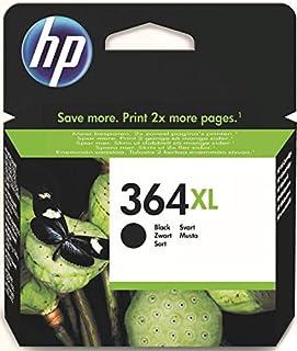 HP 364XL CN684EE Negro, Cartucho Original, de 550 páginas, para impresoras HP Photosmart serie C5300, C6300, B210, B110 y Deskjet serie 3520 (B004DNDFT8) | Amazon price tracker / tracking, Amazon price history charts, Amazon price watches, Amazon price drop alerts