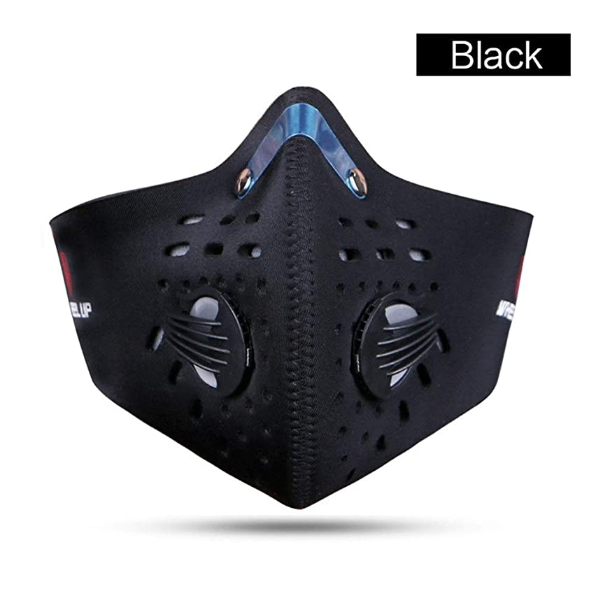 Loneflash Dustproof Mask, Unisex Winter Protection PM2.5 Dustproof Half Face Windproof Mask Riding Motorcy Mouth Cover Dust Mask