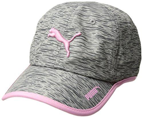 PUMA Damen Evercat Taylor Running Cap Verschluss, grau/pink, Einheitsgröße