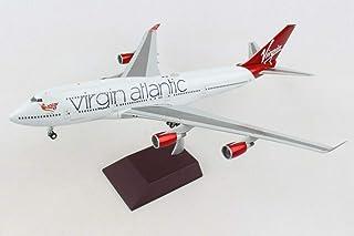 ジェミニ G2VIR766ヴァージンアトランティック ボーイング747-400 G-VBIG 1/200 模型飛行機 #19