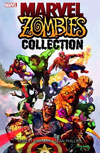Marvel Zombies Collection: Bd. 1