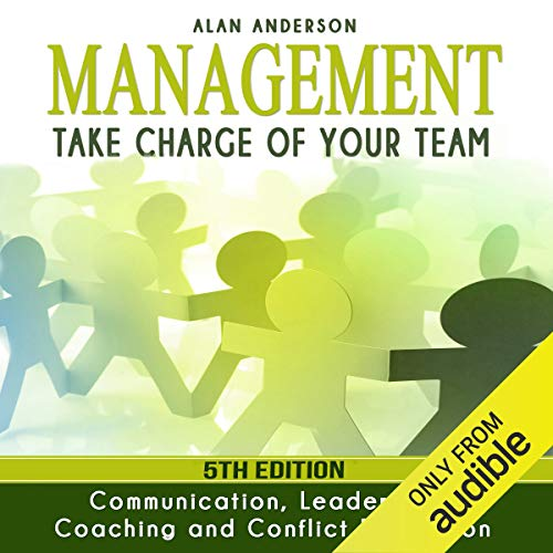 Management: Take Charge of Your Team cover art