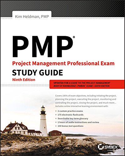 PMP: Project Management Professional Exam Study Guide (Sybex)