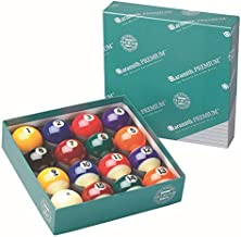 Aramith Pure Phenolic Pool Balls Regulation Belgian Made Billiard Ball Set (Premium)