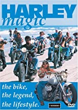 Harley Magic: The Bike, The Legend, The Lifestyle