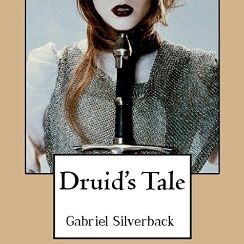 Druid's Tale audiobook cover art