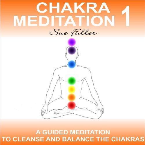 Chakra Meditation Class 1 audiobook cover art