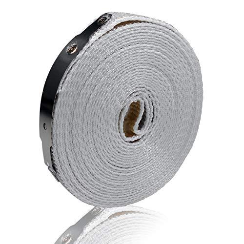 Rolladengurt Reparaturset Rollogurt Verbinder für Maxigurt bis 22mm Grau/Beige Wendegurt 1 Stück