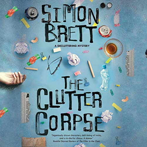 The Clutter Corpse audiobook cover art