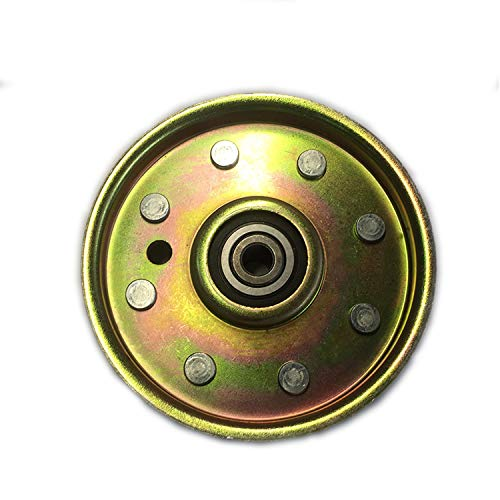 Outdoors & Spares Replaces MTD Cub Cadet 756-1229,01004081,Rotary 12276 Flat Idler Pulley.