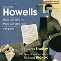 Howells: Piano Concertos 1 & 2 / Penguinski (2001-01-23)