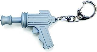 Kikkerland KRL28-CDU Space Gun LED Keychain
