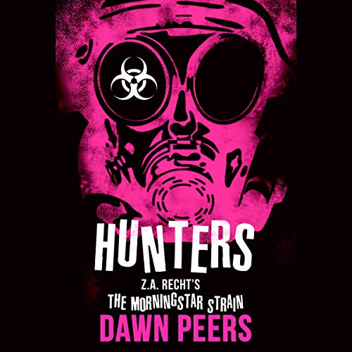 Hunters audiobook cover art