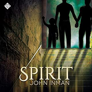 Spirit audiobook cover art
