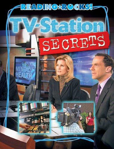TV-Station Secrets (Reading Rocks!) (English Edition)