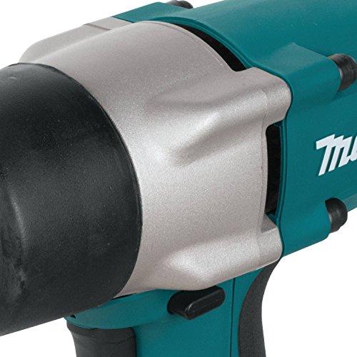 Makita TW0200 Impact Wrench, 120VAC, 3.3 Amps, 1/2